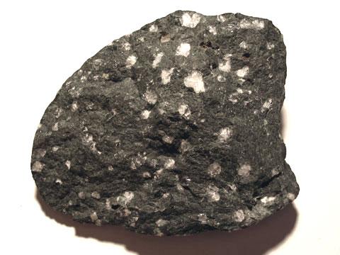 Rock - Index Page Gabbro Porphyry
